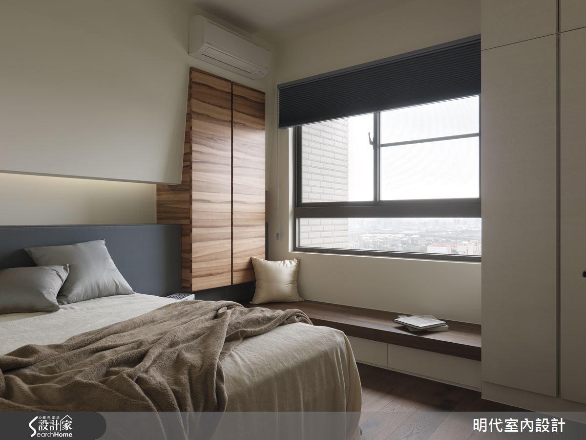 30坪新成屋(5年以下)_現代風臥室案例圖片_明代室內裝修設計有限公司_明代_21之14