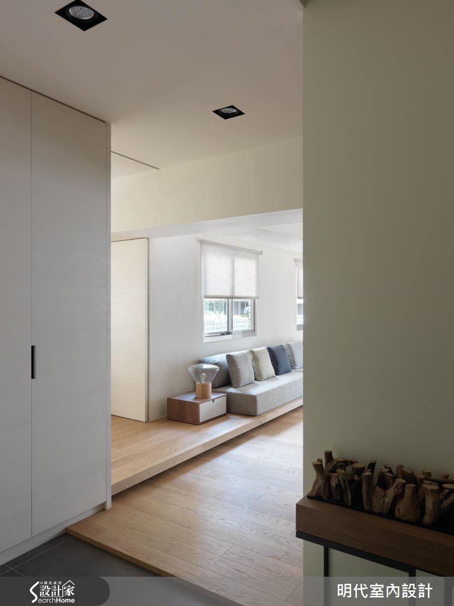 25坪老屋(16~30年)_休閒風案例圖片_明代室內裝修設計有限公司_明代_23之1