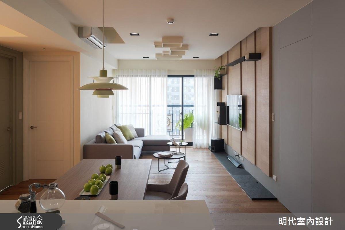 25坪新成屋(5年以下)_休閒風餐廳案例圖片_明代室內裝修設計有限公司_明代_25之4