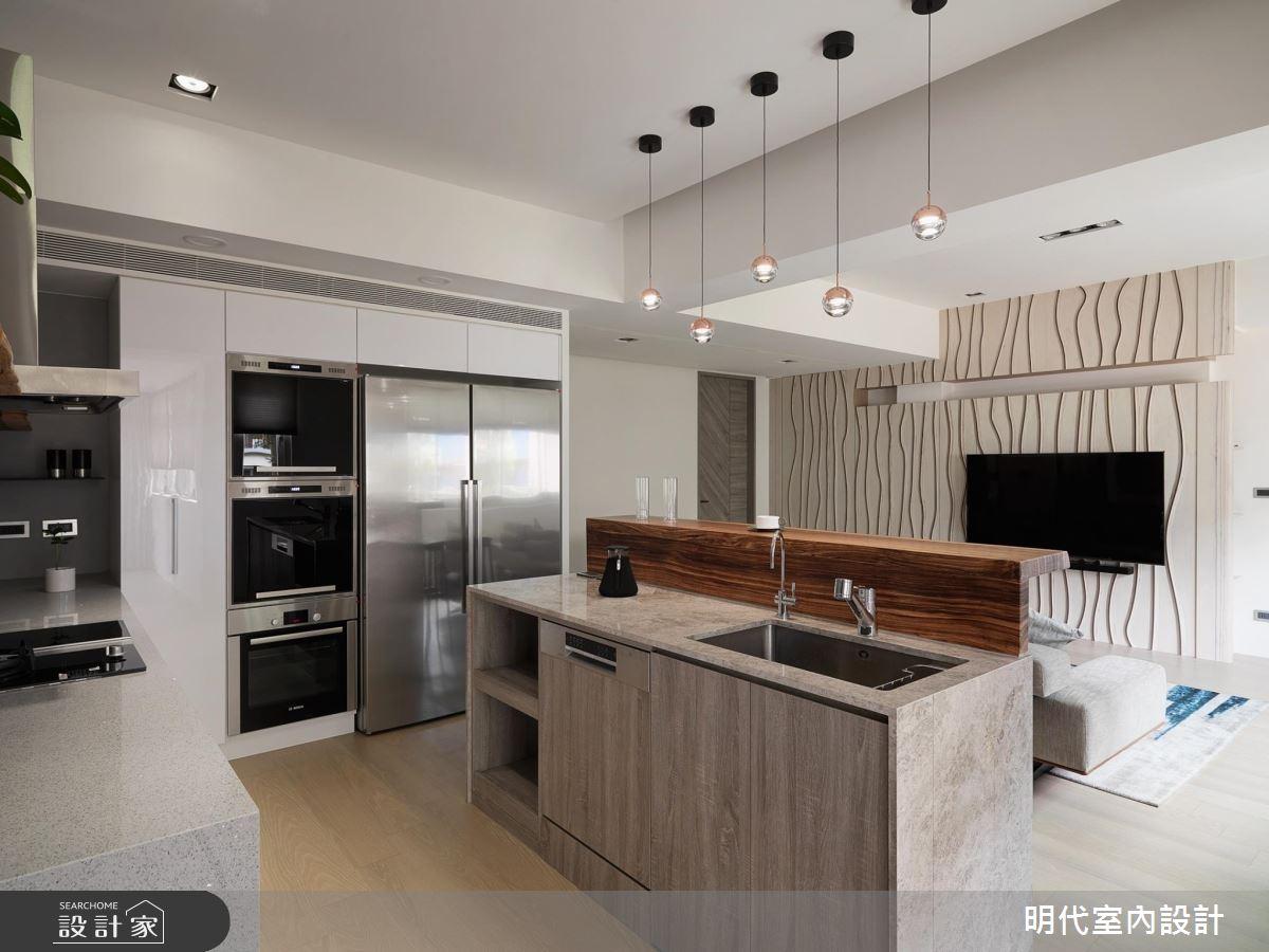 45坪中古屋(5~15年)_現代風廚房案例圖片_明代室內裝修設計有限公司_明代_32之8
