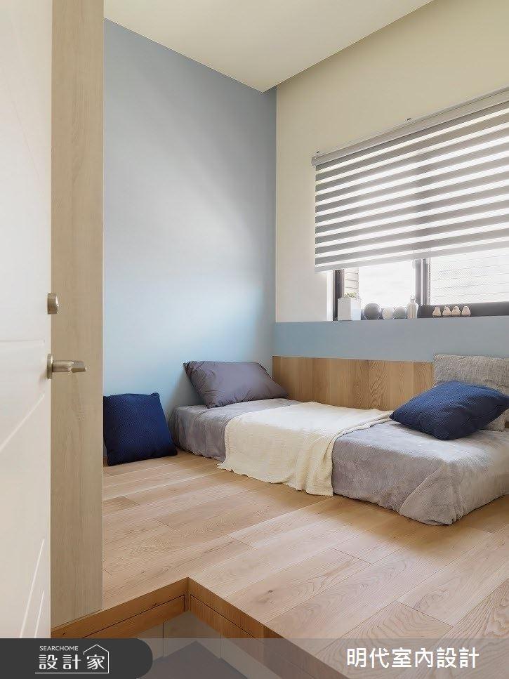 22坪新成屋(5年以下)_現代風臥室案例圖片_明代室內裝修設計有限公司_明代_33之17