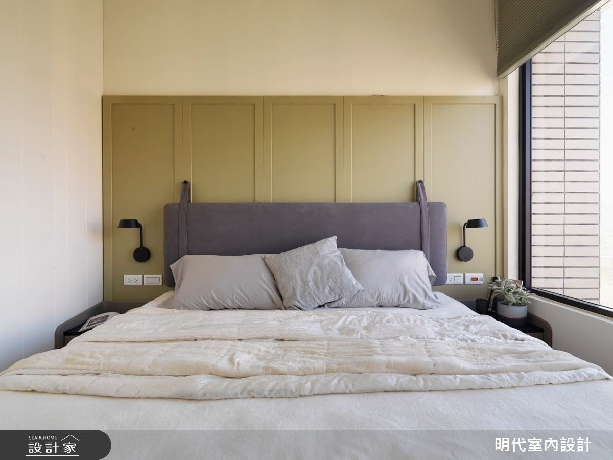 22坪新成屋(5年以下)_現代風臥室案例圖片_明代室內裝修設計有限公司_明代_33之20