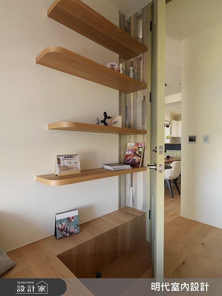 22坪新成屋(5年以下)_現代風臥室案例圖片_明代室內裝修設計有限公司_明代_33之16