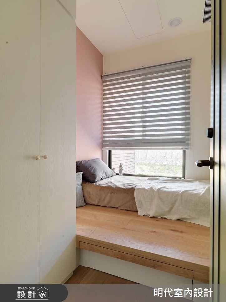 22坪新成屋(5年以下)_現代風臥室案例圖片_明代室內裝修設計有限公司_明代_33之15