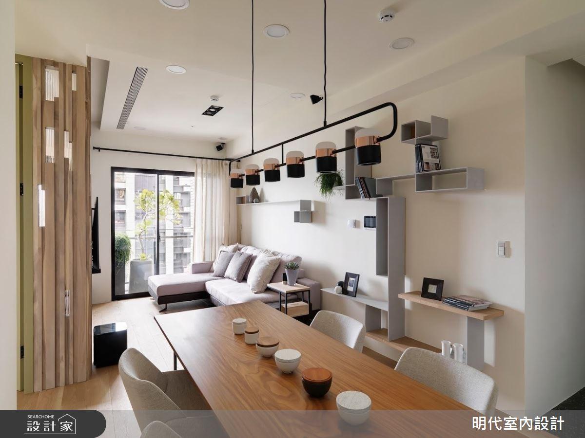 22坪新成屋(5年以下)_現代風餐廳案例圖片_明代室內裝修設計有限公司_明代_33之9