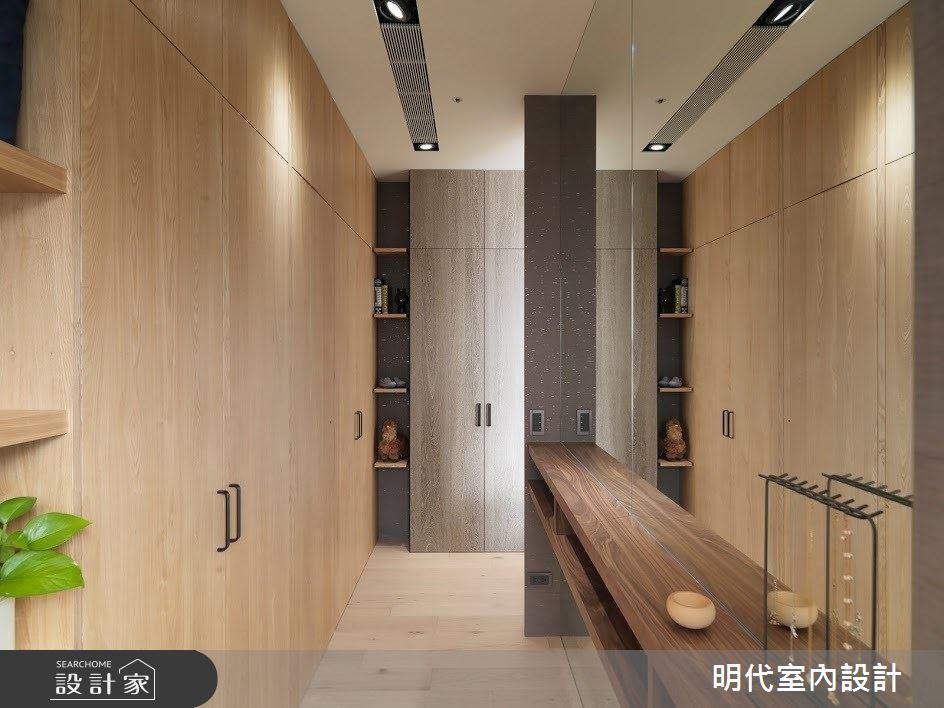 60坪新成屋(5年以下)_現代風臥室案例圖片_明代室內裝修設計有限公司_明代_34之26