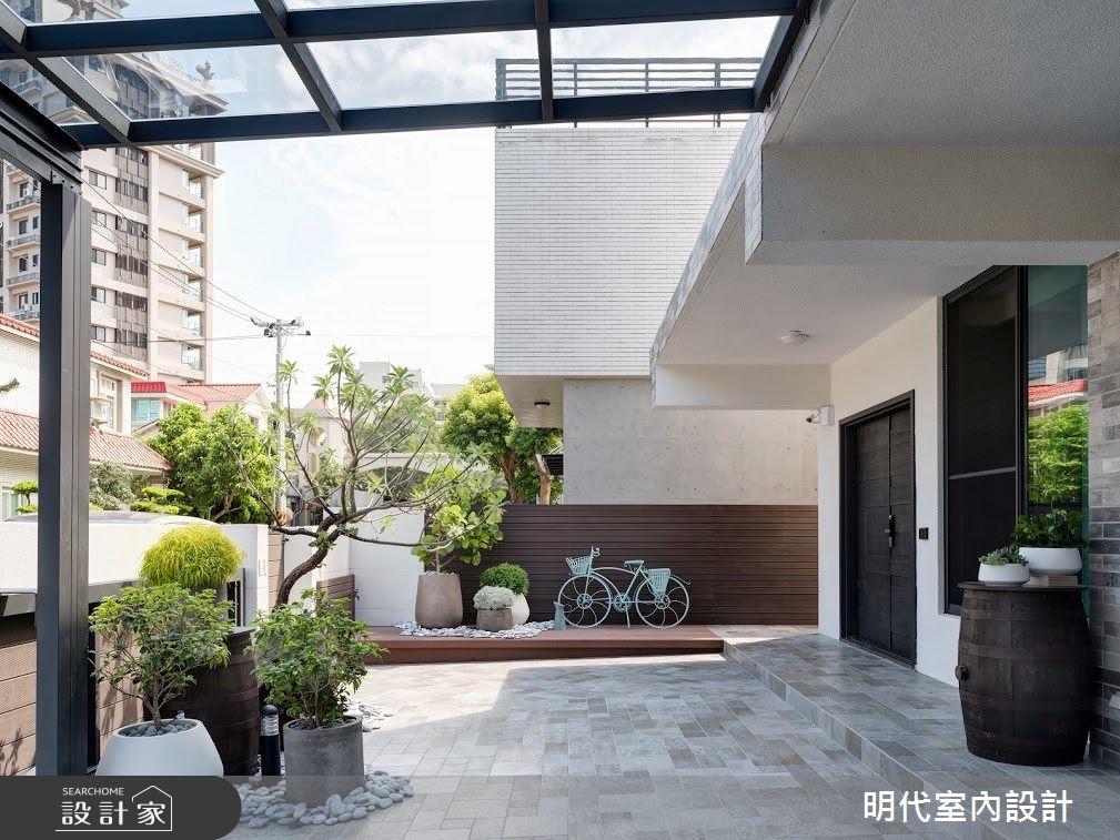 100坪新成屋(5年以下)_簡約風案例圖片_明代室內裝修設計有限公司_明代_35之4