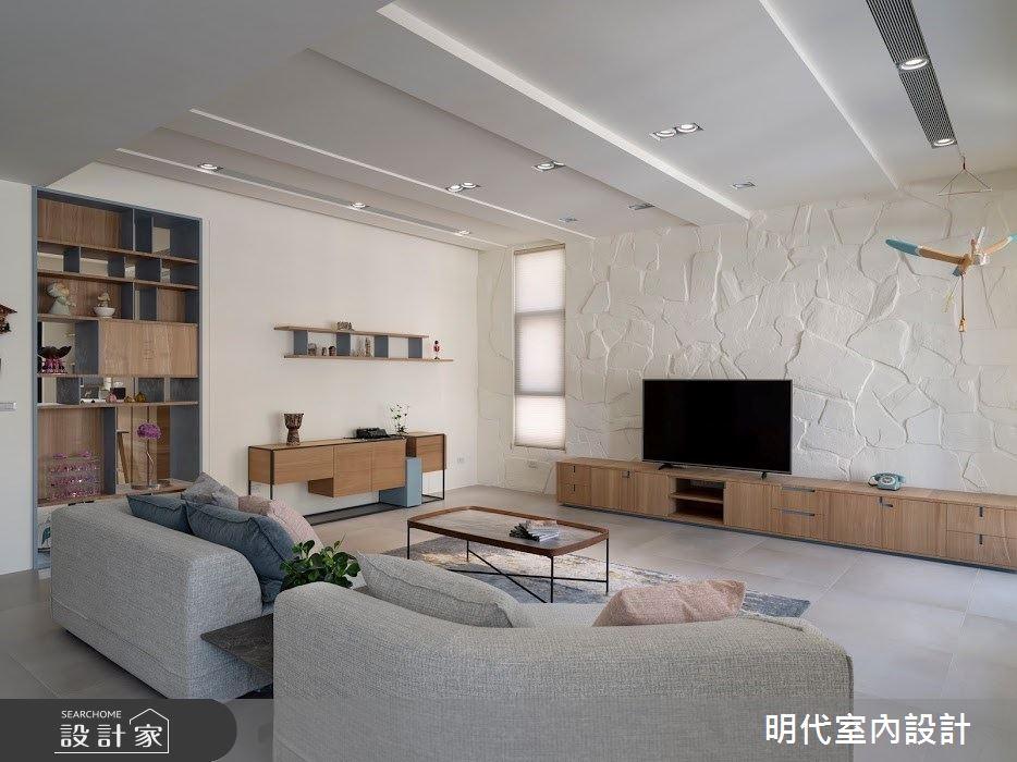 100坪新成屋(5年以下)_簡約風案例圖片_明代室內裝修設計有限公司_明代_35之7