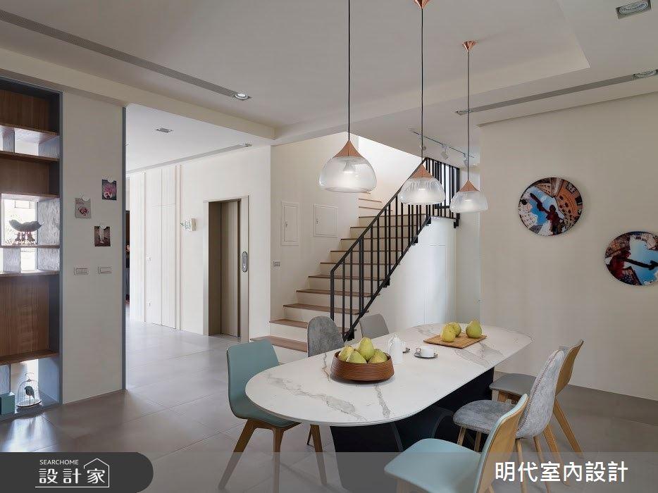 100坪新成屋(5年以下)_簡約風案例圖片_明代室內裝修設計有限公司_明代_35之12