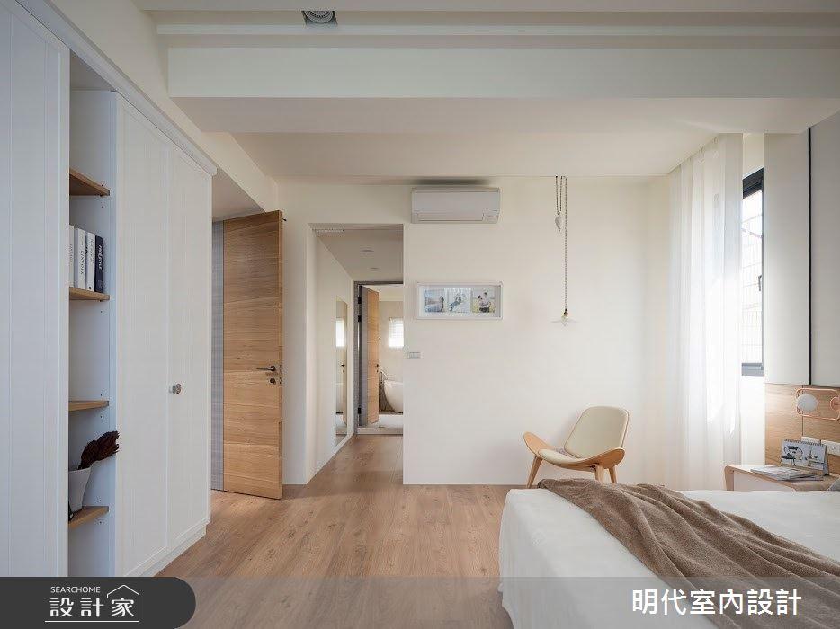 100坪新成屋(5年以下)_簡約風案例圖片_明代室內裝修設計有限公司_明代_35之23