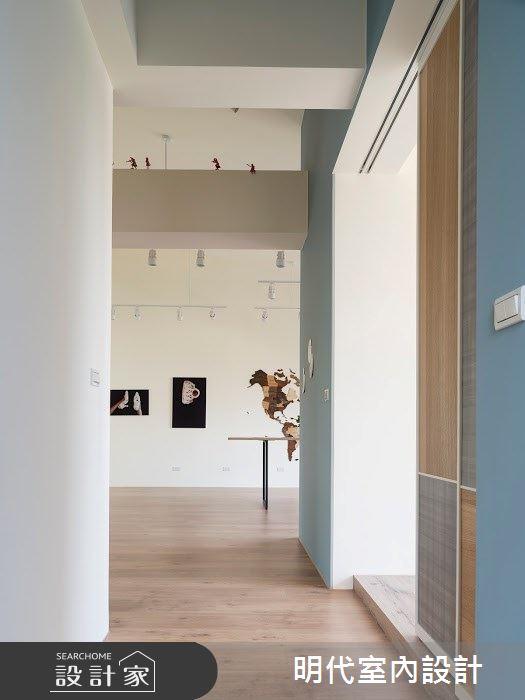 100坪新成屋(5年以下)_簡約風案例圖片_明代室內裝修設計有限公司_明代_35之25