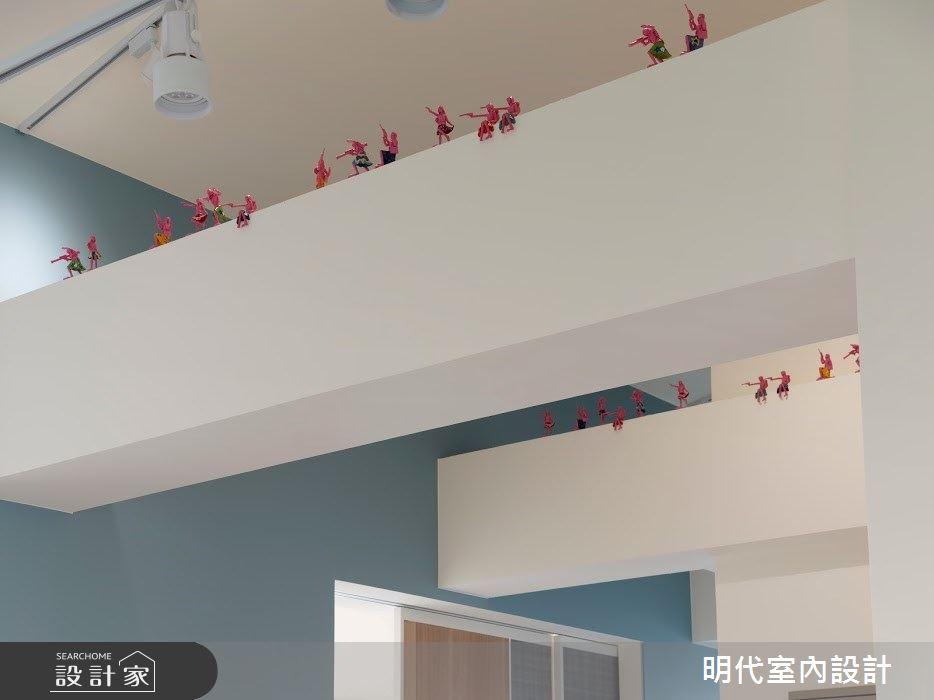 100坪新成屋(5年以下)_簡約風案例圖片_明代室內裝修設計有限公司_明代_35之26