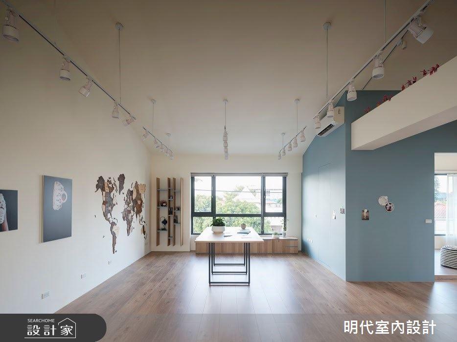 100坪新成屋(5年以下)_簡約風案例圖片_明代室內裝修設計有限公司_明代_35之29