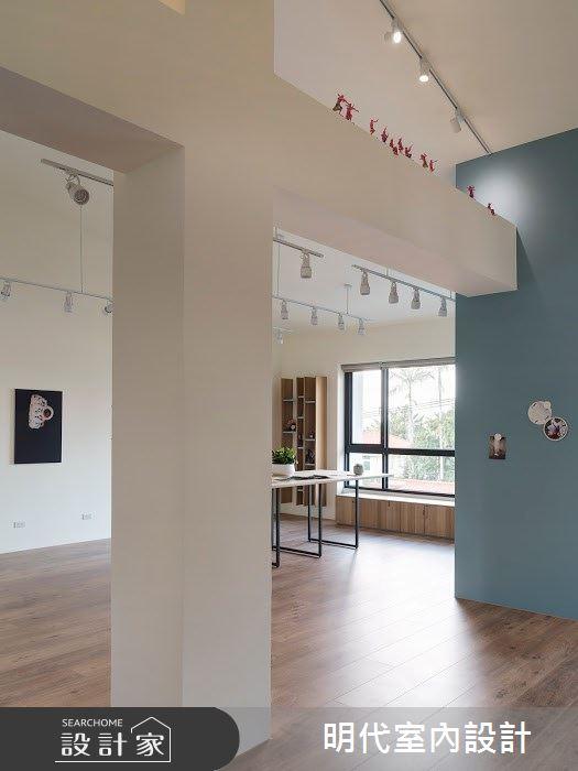 100坪新成屋(5年以下)_簡約風案例圖片_明代室內裝修設計有限公司_明代_35之30