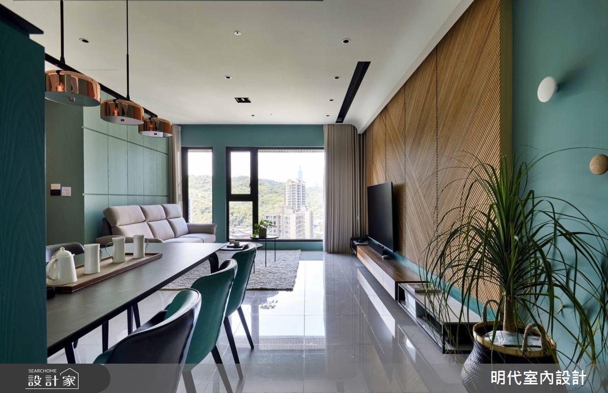 35坪預售屋_現代風案例圖片_明代室內裝修設計有限公司_明代_37之1
