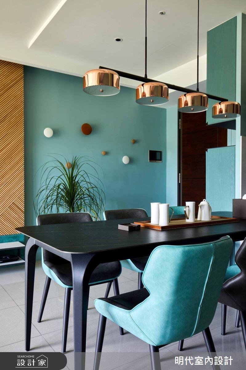 35坪預售屋_現代風餐廳案例圖片_明代室內裝修設計有限公司_明代_37之10