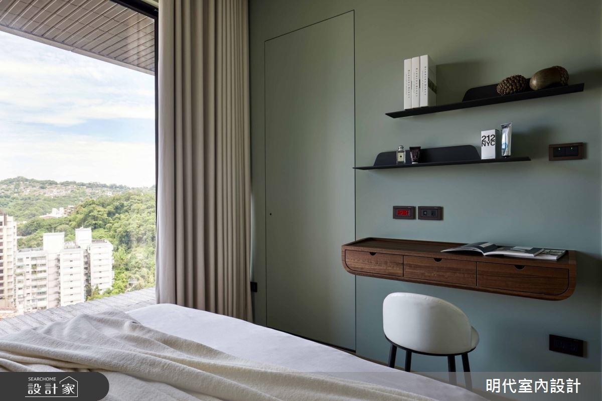 35坪預售屋_現代風臥室案例圖片_明代室內裝修設計有限公司_明代_37之12
