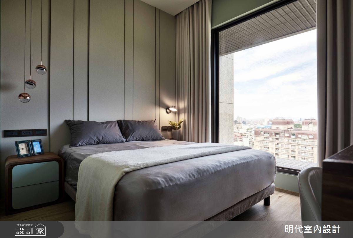 35坪預售屋_現代風臥室案例圖片_明代室內裝修設計有限公司_明代_37之13