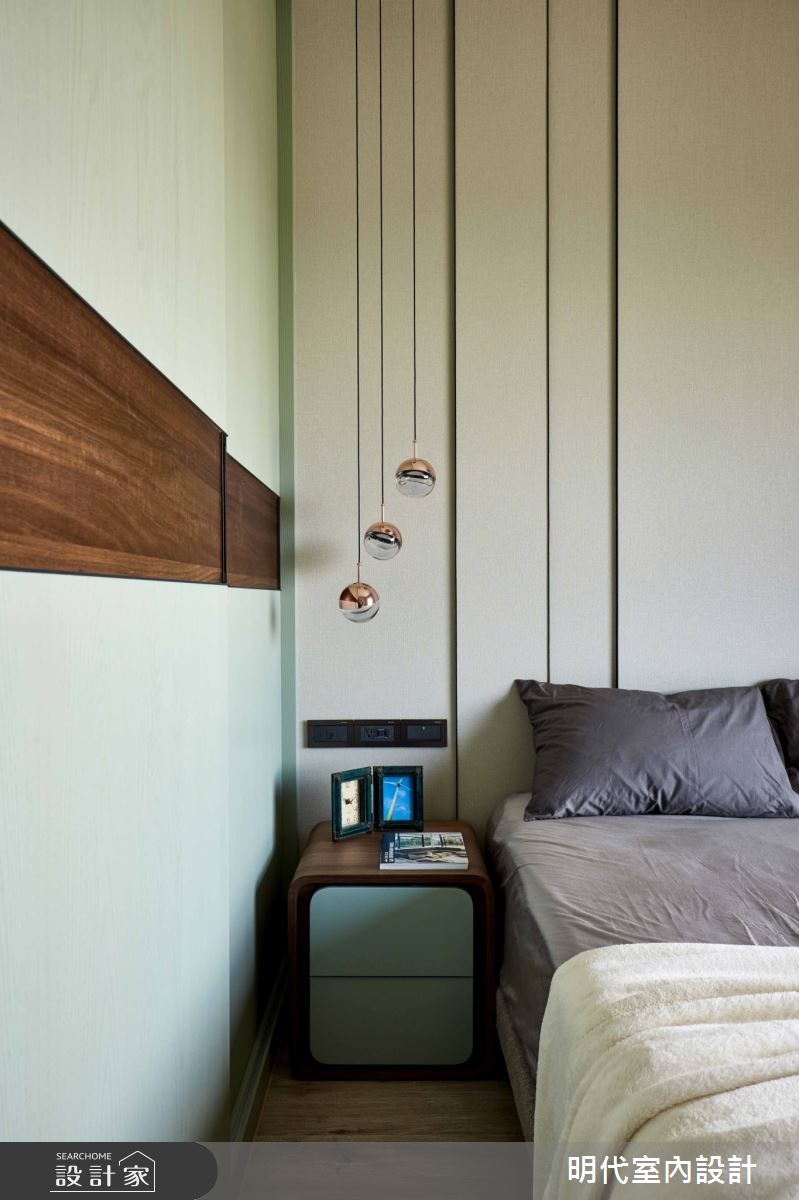 35坪預售屋_現代風臥室案例圖片_明代室內裝修設計有限公司_明代_37之14