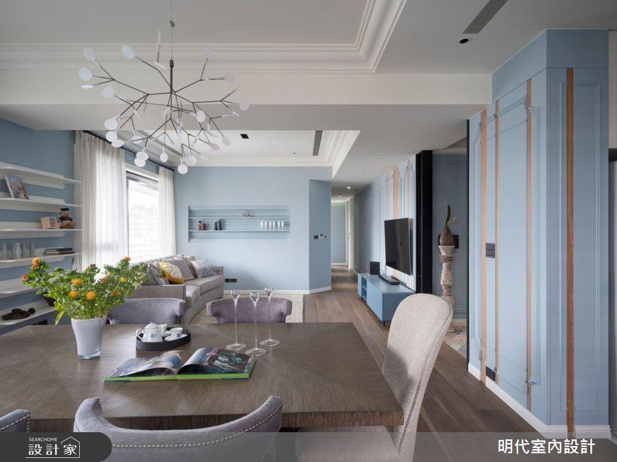 56坪毛胚屋_美式風案例圖片_明代室內裝修設計有限公司_明代_38之11