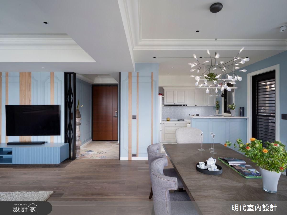 56坪毛胚屋_美式風案例圖片_明代室內裝修設計有限公司_明代_38之4