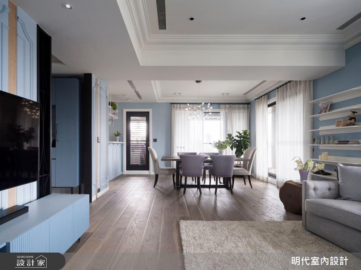 56坪毛胚屋_美式風案例圖片_明代室內裝修設計有限公司_明代_38之6