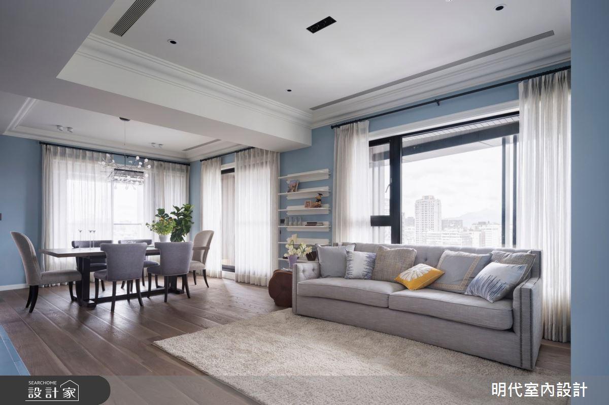 56坪毛胚屋_美式風案例圖片_明代室內裝修設計有限公司_明代_38之7