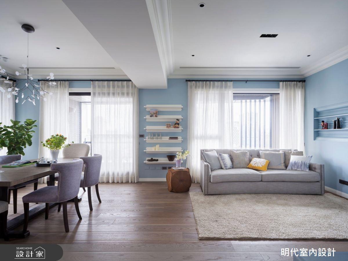 56坪毛胚屋_美式風案例圖片_明代室內裝修設計有限公司_明代_38之8