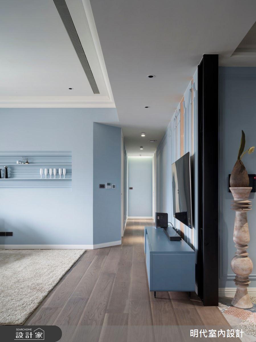 56坪毛胚屋_美式風案例圖片_明代室內裝修設計有限公司_明代_38之2