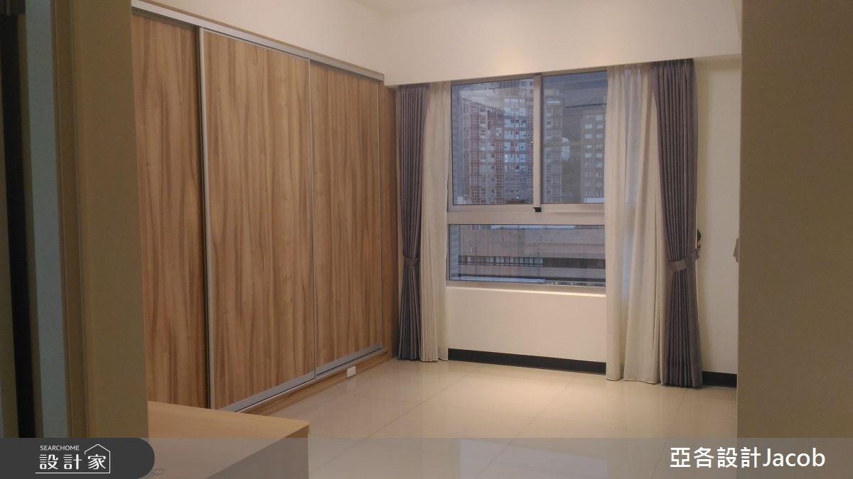 35坪預售屋_簡約風客房案例圖片_亞各室內裝修工程有限公司_亞各_01之5
