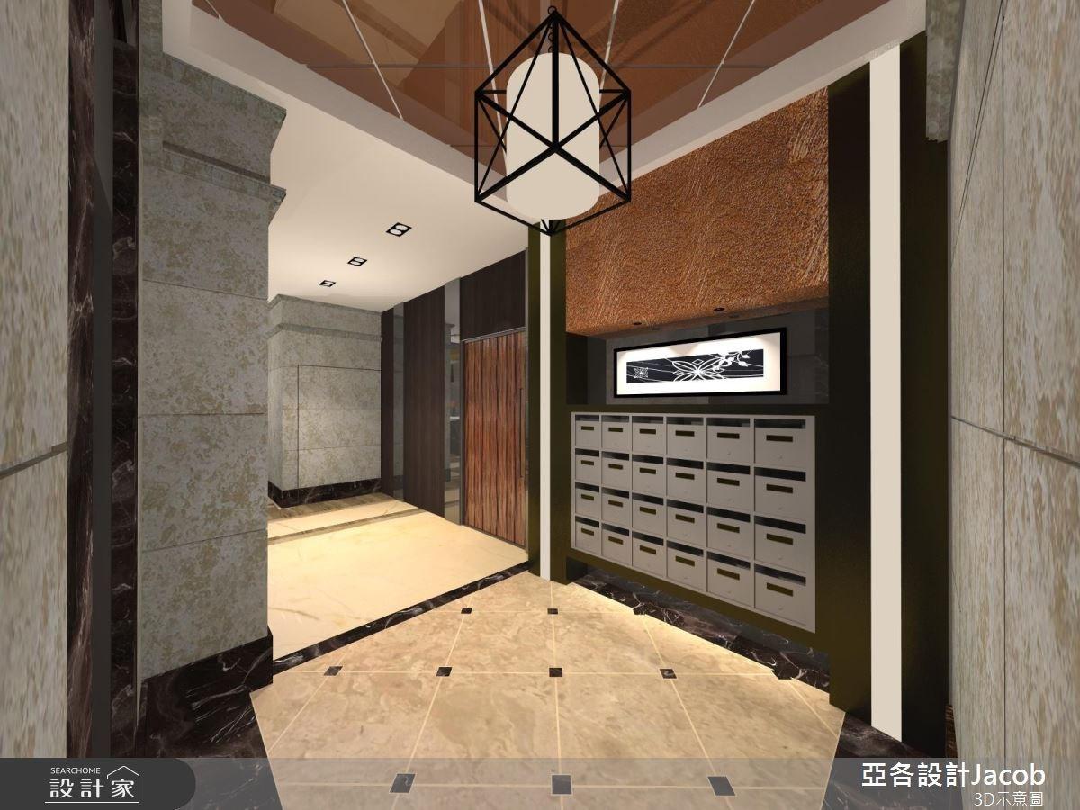 180坪預售屋_奢華風案例圖片_亞各室內裝修工程有限公司_亞各_02之2