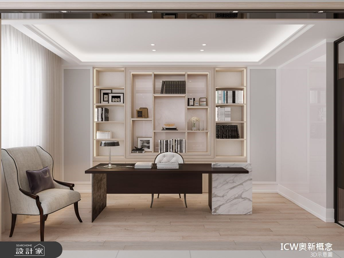 60坪新成屋(5年以下)_現代風案例圖片_奧新概念_奧新_04之4