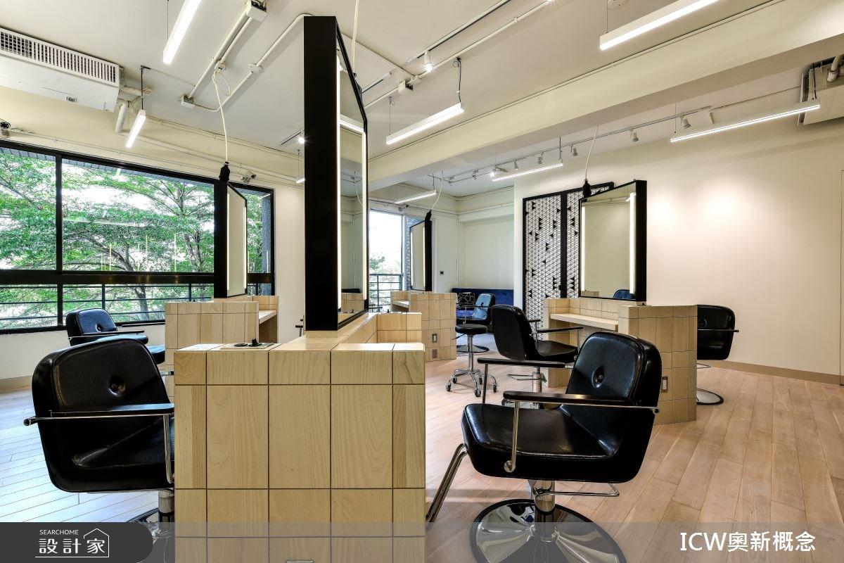 25坪預售屋_簡約風案例圖片_奧新概念_奧新_05之2