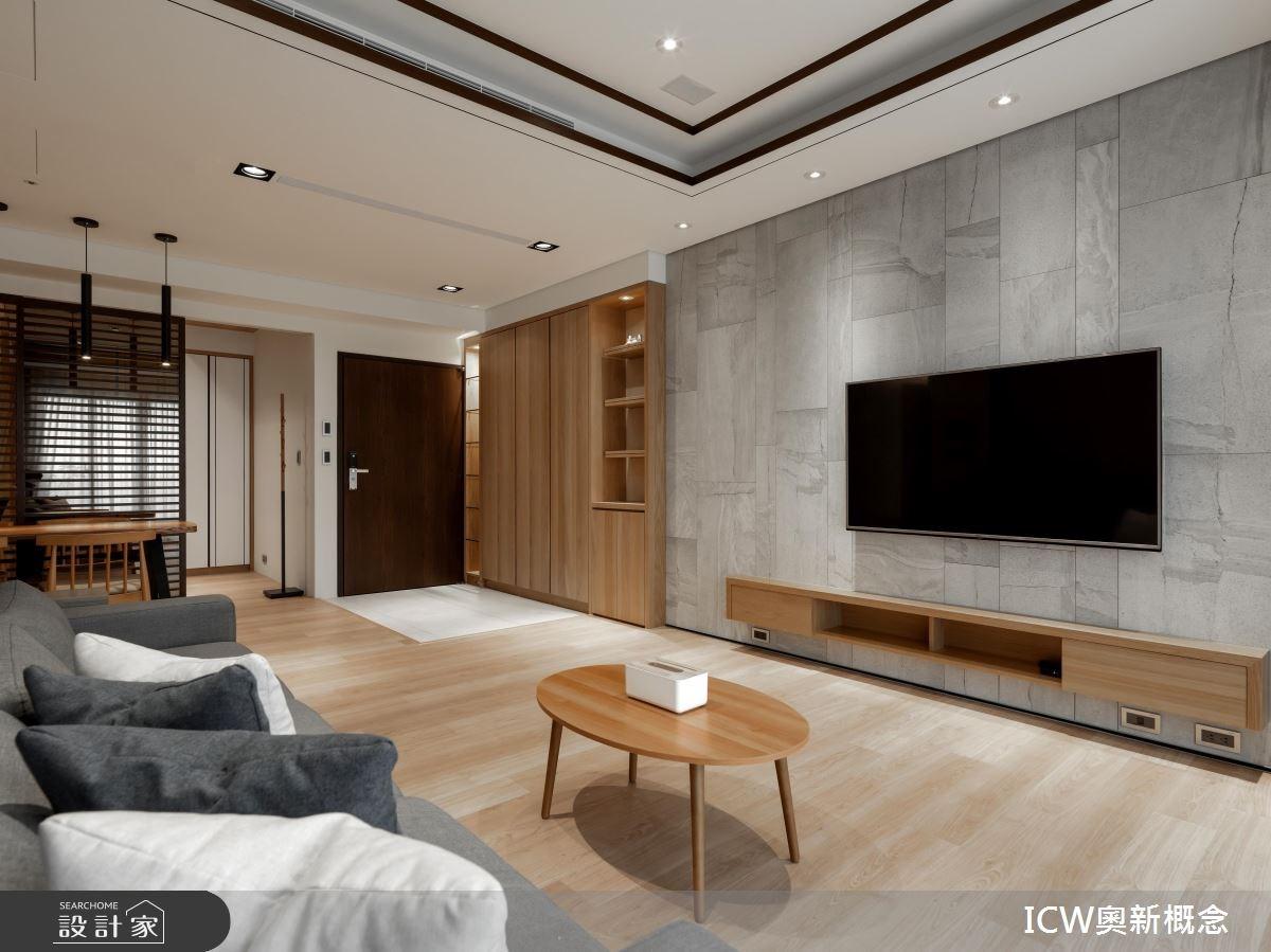 30坪預售屋_現代風案例圖片_奧新概念_奧新_06之2