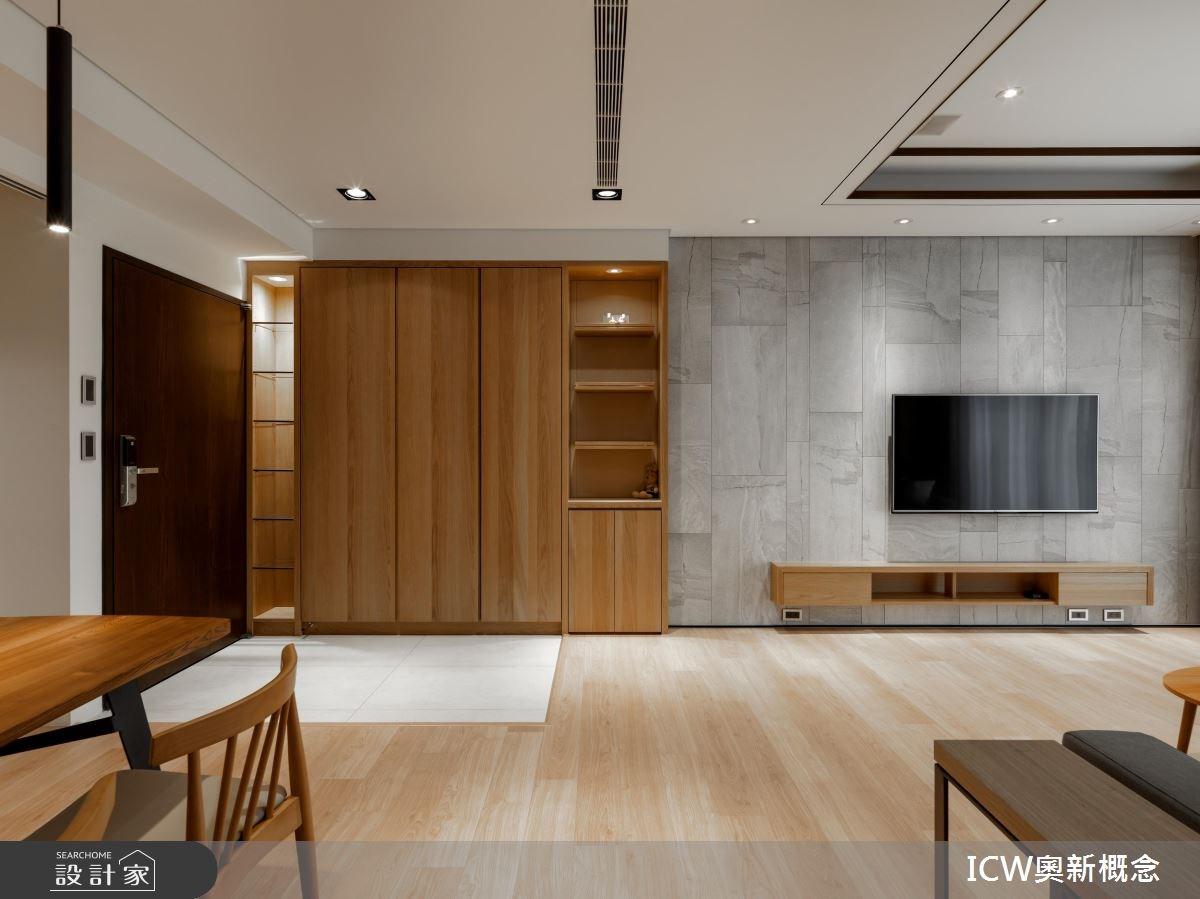 30坪預售屋_現代風案例圖片_奧新概念_奧新_06之3