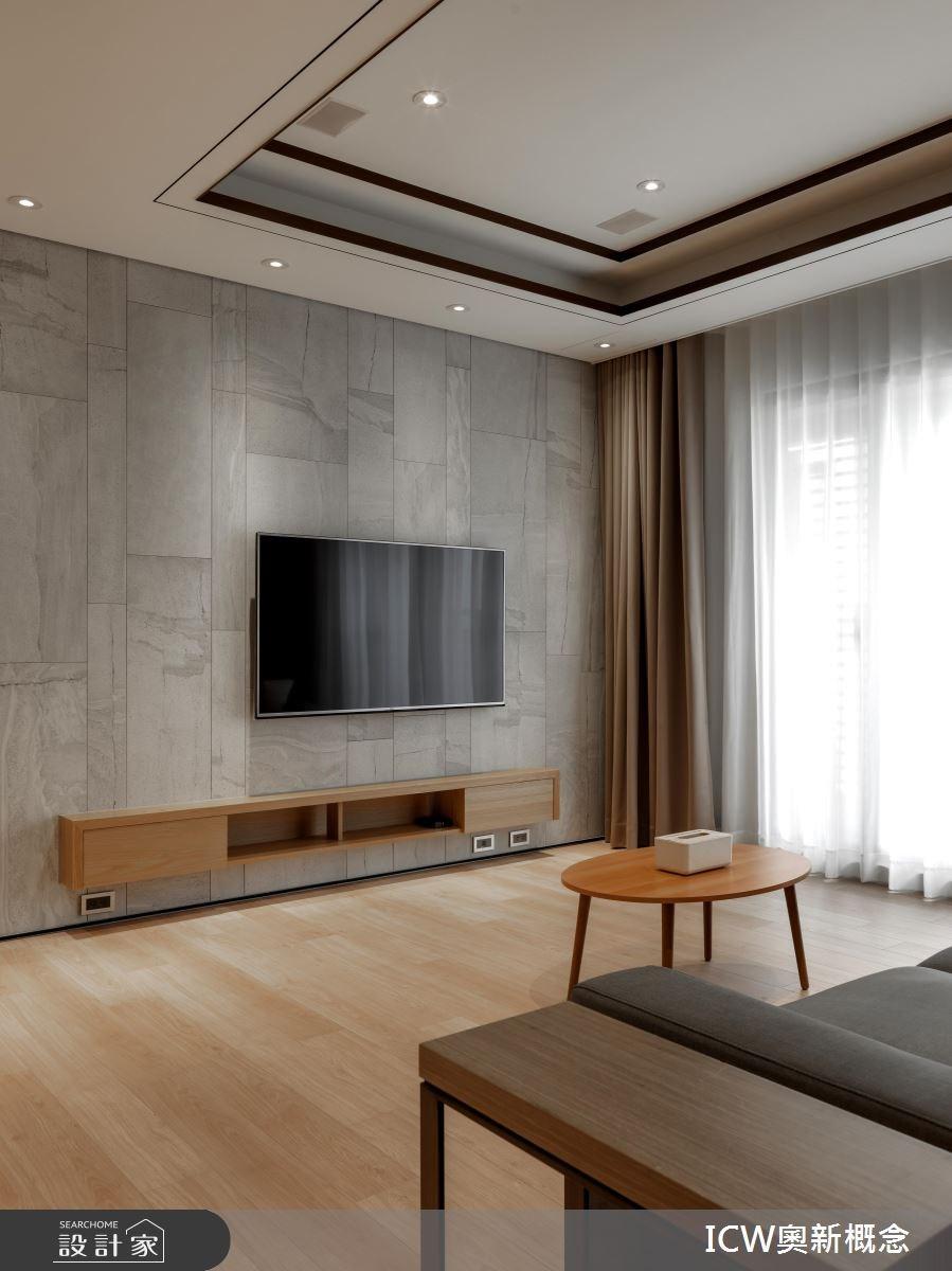 30坪預售屋_現代風案例圖片_奧新概念_奧新_06之4