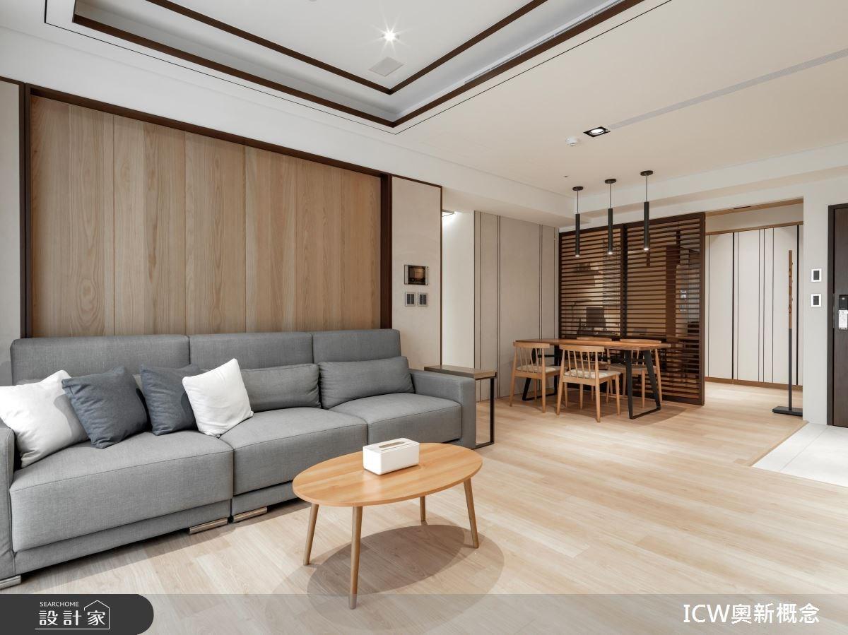 30坪預售屋_現代風案例圖片_奧新概念_奧新_06之5