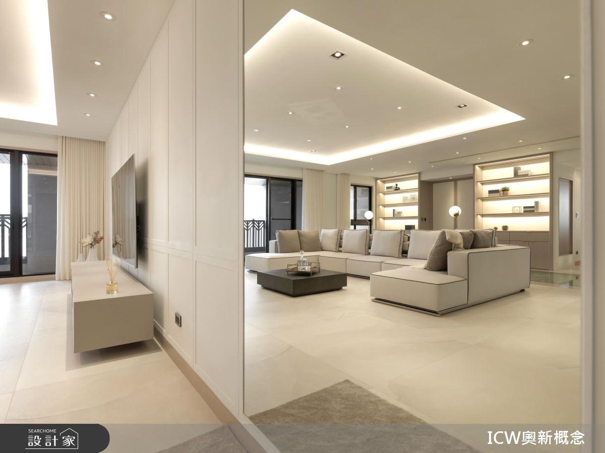 67坪預售屋_簡約風案例圖片_奧新概念_奧新_09之3