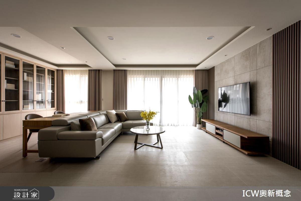 50坪新成屋(5年以下)_現代風案例圖片_奧新概念_奧新_13之2