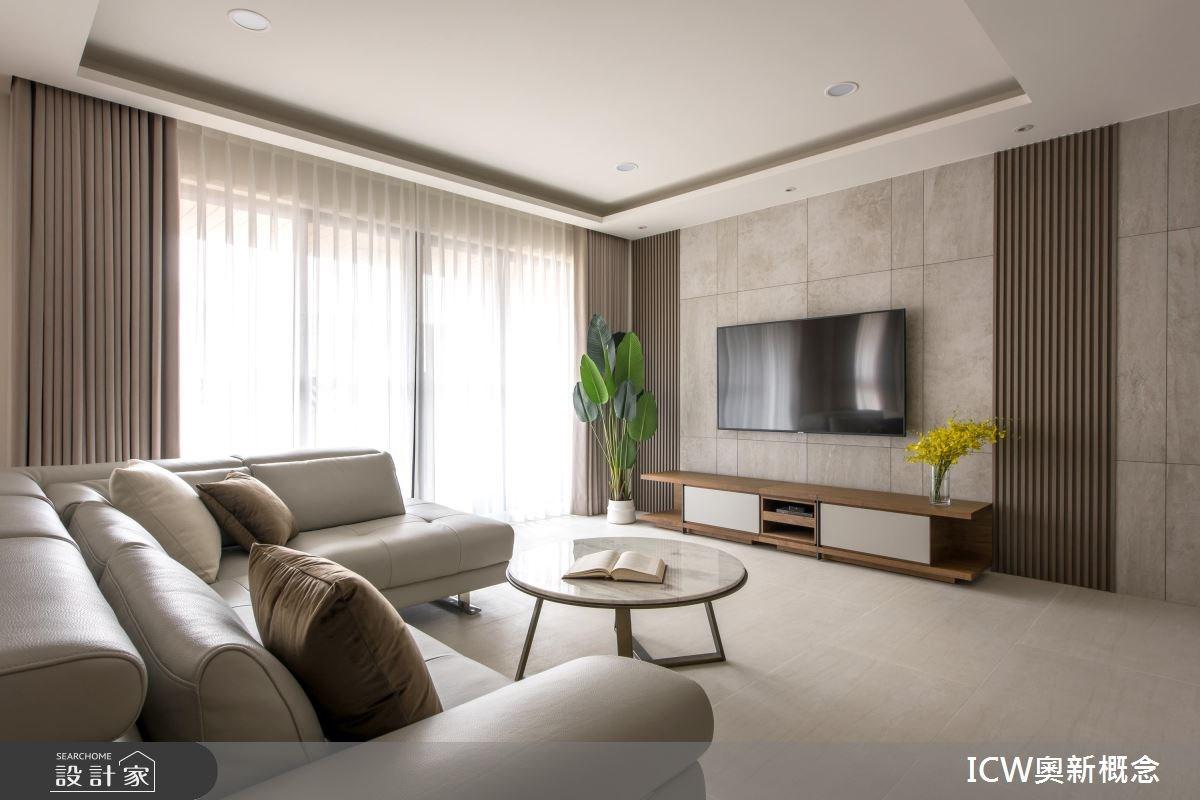 50坪新成屋(5年以下)_現代風案例圖片_奧新概念_奧新_13之3