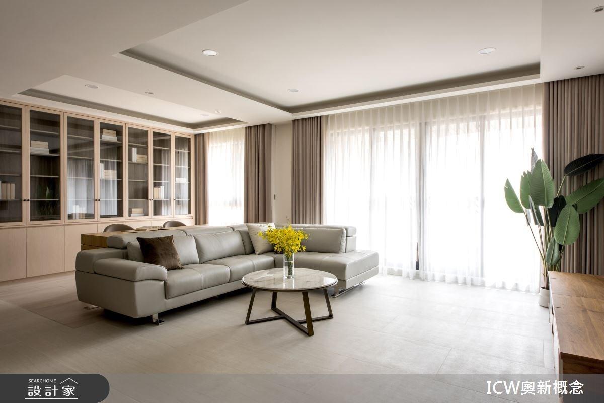 50坪新成屋(5年以下)_現代風案例圖片_奧新概念_奧新_13之4