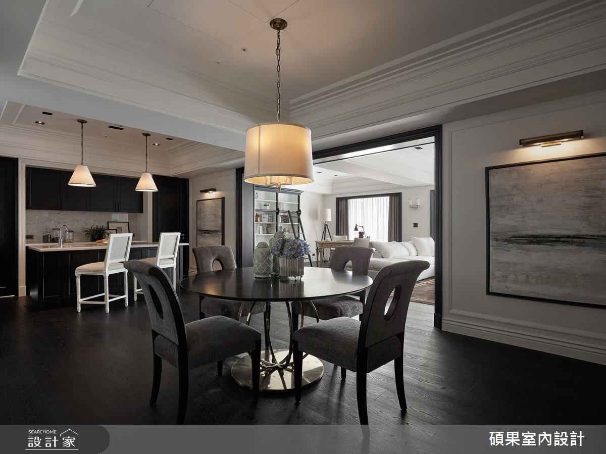55坪_美式風餐廳案例圖片_碩果室內裝修設計有限公司_碩果_01之2