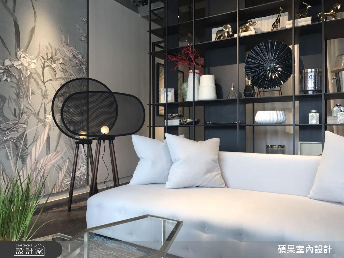 100坪新成屋(5年以下)_混搭風商業空間案例圖片_碩果室內裝修設計有限公司_碩果_11之2