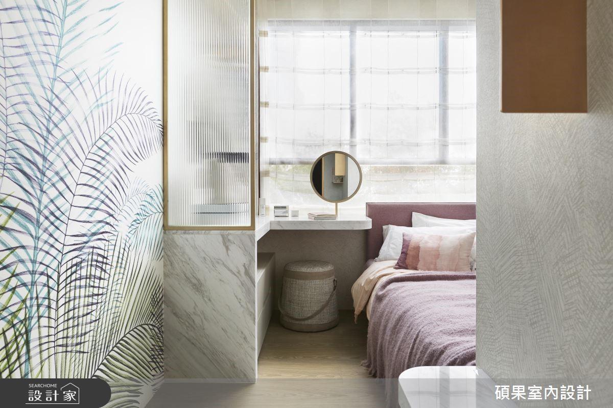 12坪新成屋(5年以下)_現代風臥室案例圖片_碩果室內裝修設計有限公司_碩果_14之4