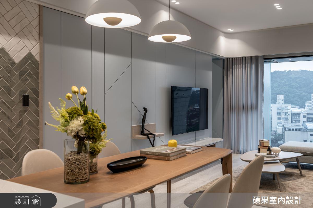 23坪新成屋(5年以下)_簡約風案例圖片_碩果室內裝修設計有限公司_碩果_26之2