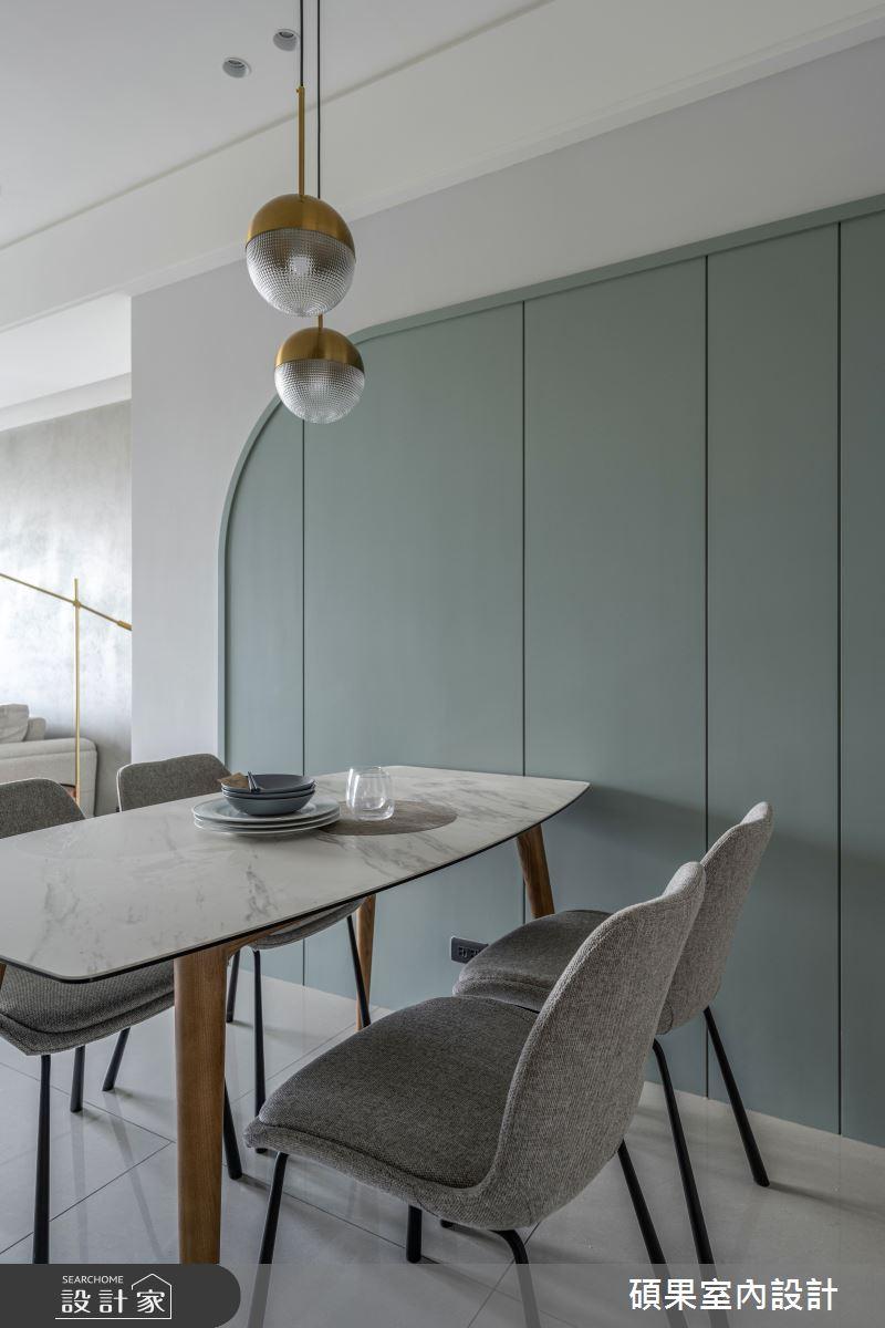 24坪新成屋(5年以下)_簡約風案例圖片_碩果室內裝修設計有限公司_碩果_27之2