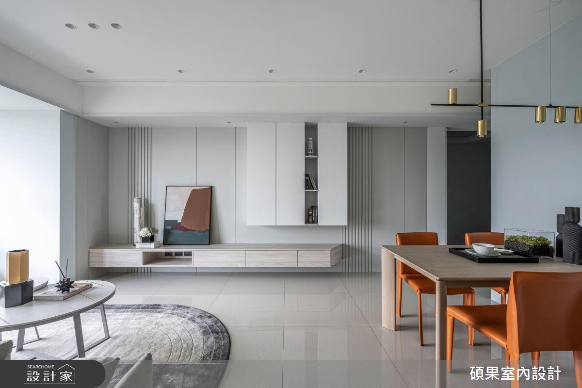 24坪新成屋(5年以下)_簡約風案例圖片_碩果室內裝修設計有限公司_碩果_28之7