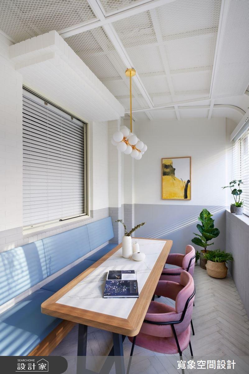 30坪老屋(16~30年)_混搭風餐廳案例圖片_寬象空間室內裝修有限公司_寬象_10之4
