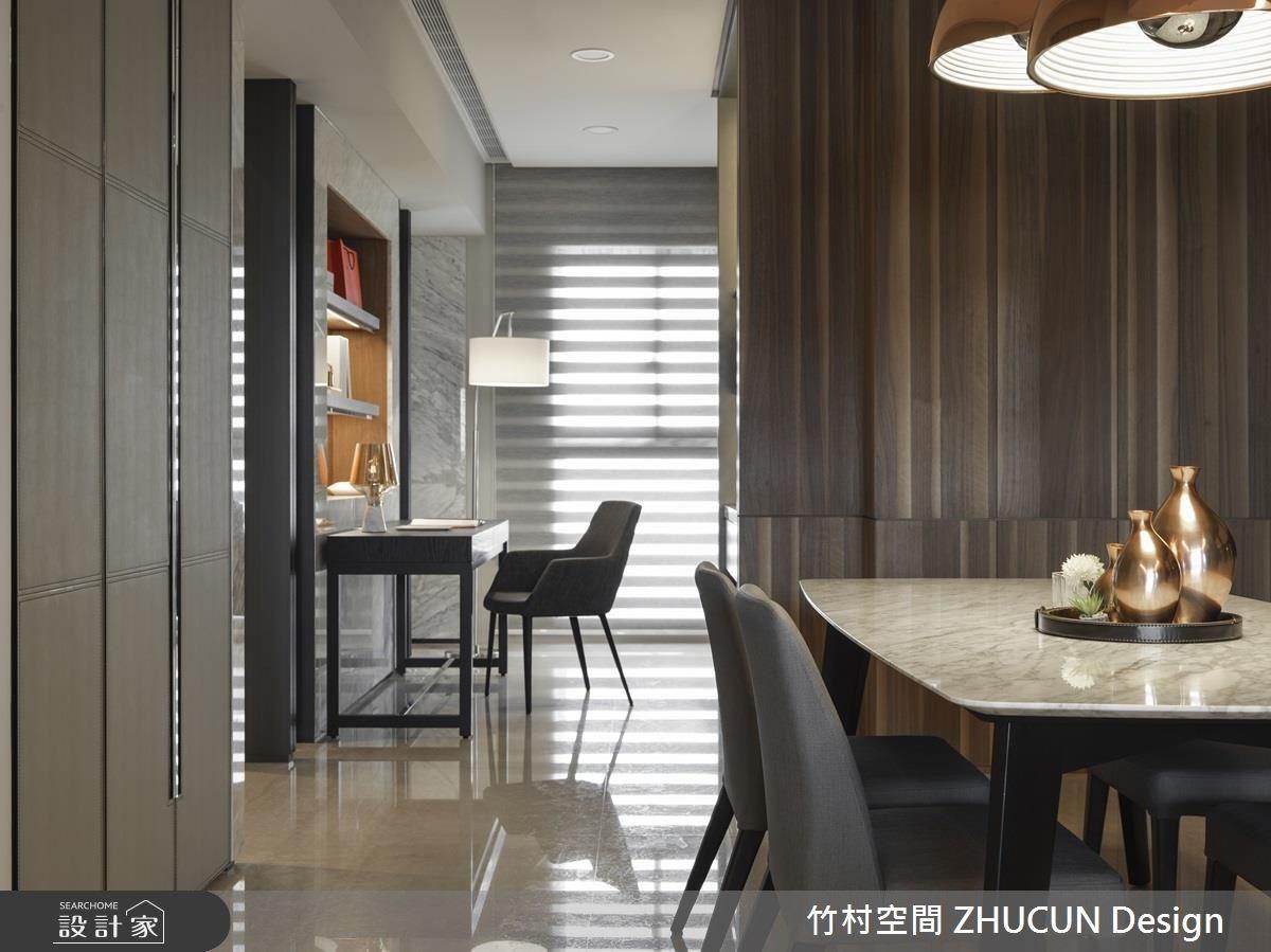 47坪新成屋(5年以下)_簡約風餐廳案例圖片_竹村空間 ZHUCUN Design_竹村_03之14