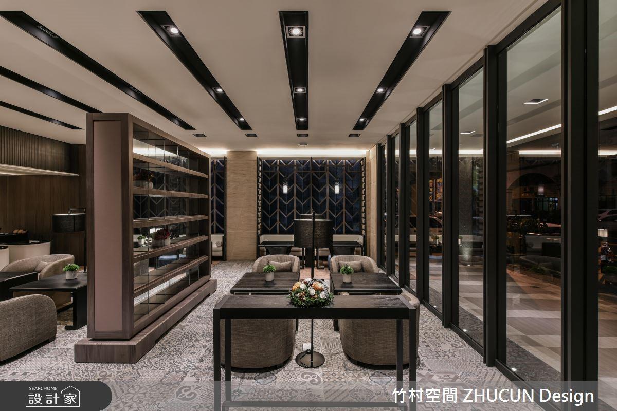 47坪新成屋(5年以下)_新中式風商業空間案例圖片_竹村空間 ZHUCUN Design_竹村_09之5